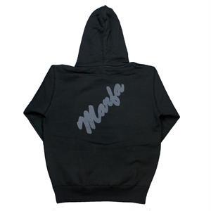 Marfa Titled Hoodie Black