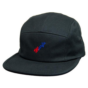 Marfa Titled 5 Panel Black