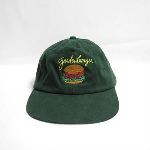 Green hamburger CAP