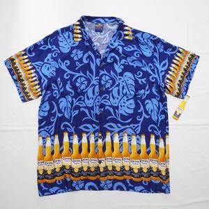 NEW Corona Beer 100% RAYON shirt XL