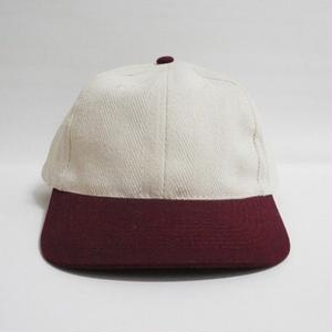 2TONE HERRING BONE CAP DEADSTOCK