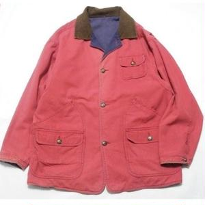 OLDGAP REVERSIBLE HUNTING JACKET M