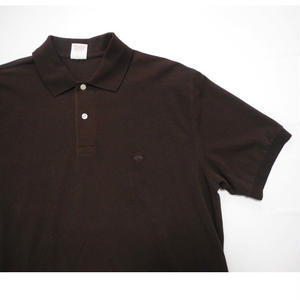 Brooks Brothers  S/s Polo shirt  Brown M
