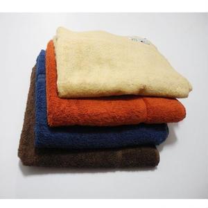 Dead Stock Towels Made in USA   Beige/Orange/ Blue/Brown