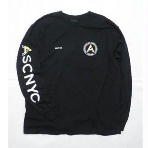 AGOLDE X ASSOCIATED NYC LONG SLEEVE T-SHIRT MADE IN USA M