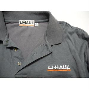U-HAUL L/s POLO shirt XL