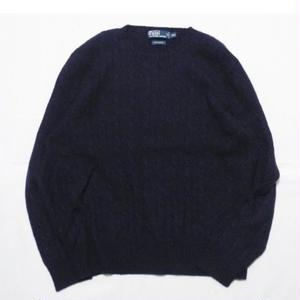 Polo by Ralph Lauren Cashmere Cable Knit Sweater XXL