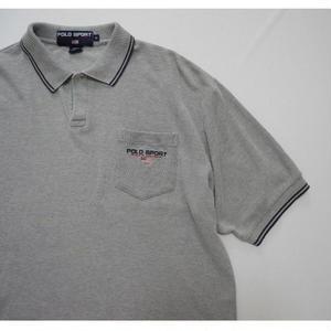 POLO SPORT  Waffle fabric S/S Polo Shirt M