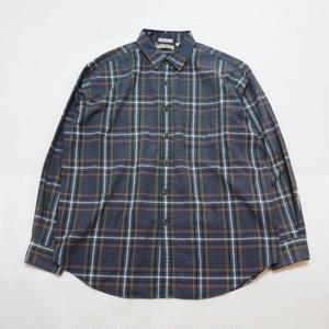 L.L.Bean Checkered Shirt XL