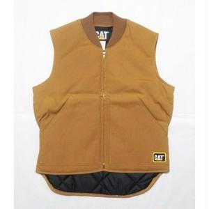 DEADSTOCK CAT DUCK VEST MADE IN USA M