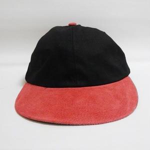 NEW 2TONE CAP  Suede