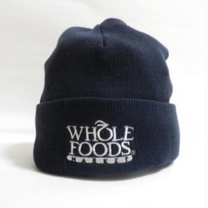 WHOLE FOODS MARKET KNIT CAP