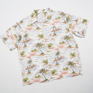 J.CREW 100%cotton  S/s shirt XL