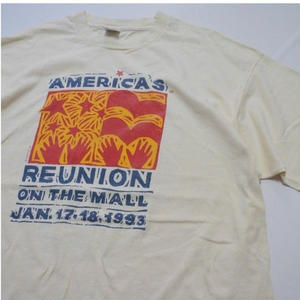 1993 AMERICAS T-shirt MADE IN USA XL