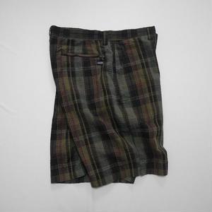 patagonia ORGANIC COTTON check Shorts W32