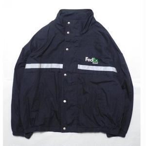 FedEx  Reflector Work Jacket XL MADE IN USA