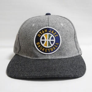 UTAH JAZZ  Wool CAP