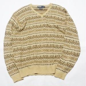 Polo by Ralph Lauren  Vneck Light Knit size XL