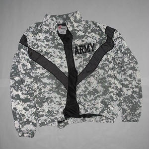 US ARMY TRAINING NYLON JACKET SMALL-REGULAR