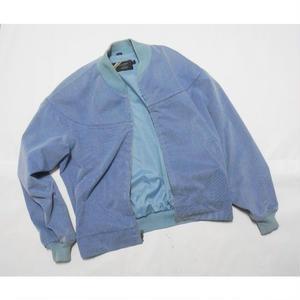 Sears  Corduroy cup shoulder jacket L 70s~
