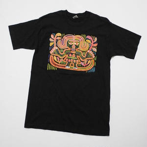 Un Know ART T-shirt L MADE IN USA
