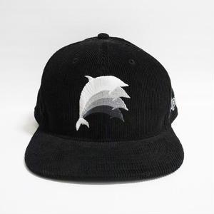 Pink Dolphin  Corduroy CAP