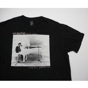 """JOHN LENNON """"IMAGINE"""" T-shirt L"""