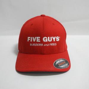 FIVE GUY'S hamburger CAP L-XL