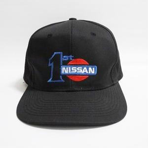 1st NISSAN CAP