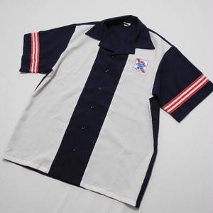 Pabst Blue Ribbon Open-collared Shirt L