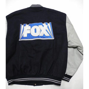 1996-97 FOX  Stadium Jkt XL LAMB LEATHER