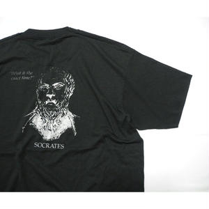 SOCRATES T-shirt MADE IN USA XL