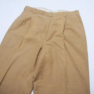 ORVIS COTTON FLANNEL PANTS MADE IN USA 34inch