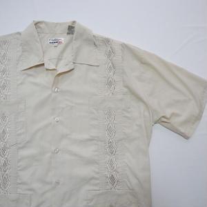 Guayabera Shirt XXL