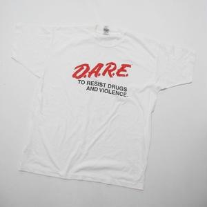 D.A.R.E T-shirt XL