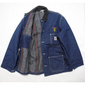BEN HARPER carhartt Denim Jkt 44 L程 MADE IN USA