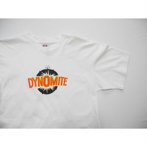 DYNOMITE T-shirt  MADE IN USA L