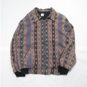 Native Pattern Jacket L