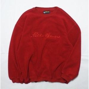 Eddie Bauer Ebtek Fleece Pullover Made in usa XL