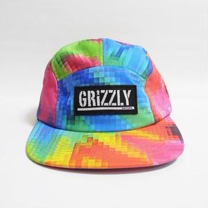 "NEW ""GRIZZLY""  Digital Rainbow CAP"