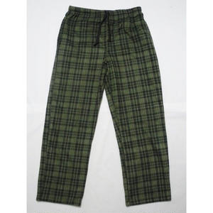 NEW Fleece P pants XL Green