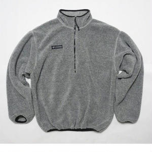 """Columbia """"Pull Over Fleece"""" M MADE IN USA"""