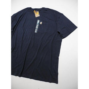 NEW carhartt Big T-shirt XXXL TALL NAVY