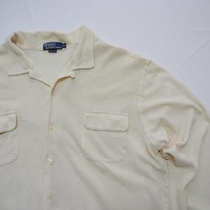 RALPH LAUREN Open Color Shirt XL