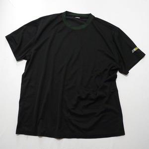 SUBWAY ONE POINT MESH T-shirt XL
