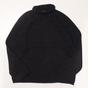 J-CREW ROLL NECK WOOL SWEATER S