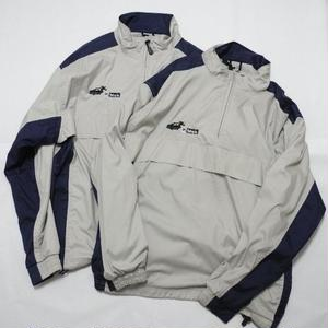 PPS Parking Inc Halfzip Pullover L