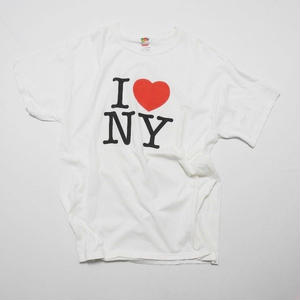 I ♥ NY  SEX AND THE CITY T-shirt L