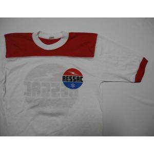 RESSAC T-shirt MADE IN USA L
