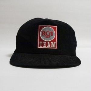 RCA TEAM CORDUROY CAP